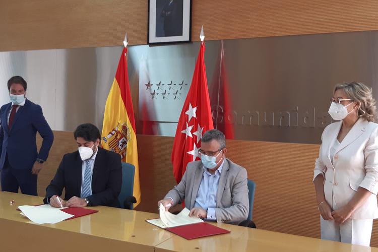 La Comunidad de Madrid renueva el convenio de financiación con la FMM dotado con 490.000 euros