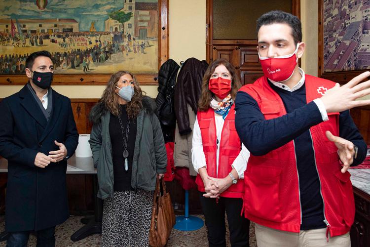 La Comunidad de Madrid habilita un nuevo centro para personas y familias sin hogar con síntomas leves de COVID-19 en Alcobendas
