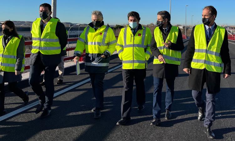 La Comunidad de Madrid apuesta por la pujanza del Plan Vive en la construcción del nuevo Madrid