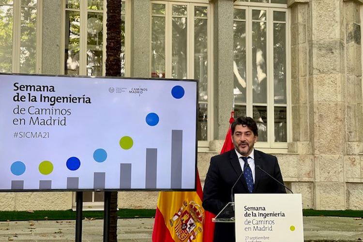 La Comunidad de Madrid acoge la Semana de la Ingeniería en el Palacio de Maudes