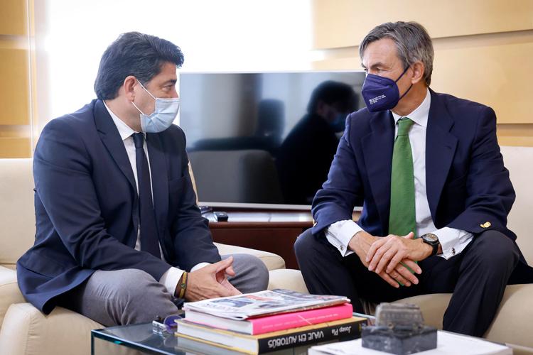 La Comunidad de Madrid ahondará en la intermodalidad, en Madrid Nuevo Norte, para fomentar el transporte público