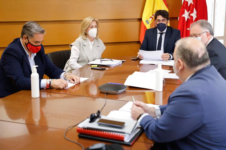 La Comunidad de Madrid reduce la deuda de la Agencia de Vivienda social un 90% durante la presente legislatura