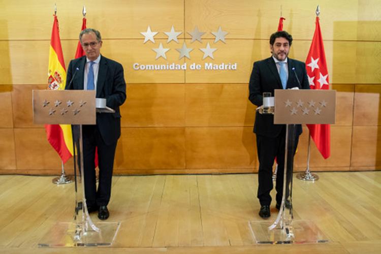 La Comunidad renueva el convenio de financiación con la Federación de Municipios de Madrid