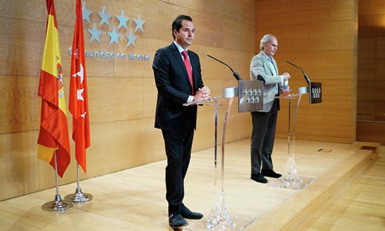La Comunidad de Madrid aprueba las medidas para garantizar la seguridad tras el fin del Estado de alarma por la COVID-19