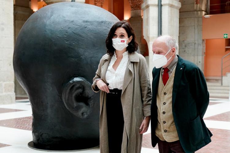 La Comunidad de Madrid abre las puertas de la Real Casa de Correos para dedicar una exposición a Antonio López