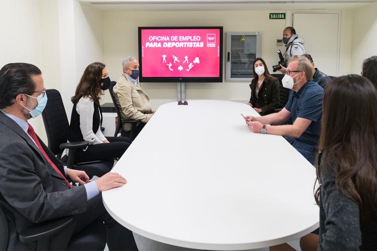 La Comunidad de Madrid colabora en la formación y orientación laboral de deportistas de alto nivel que terminan su carrera deportiva