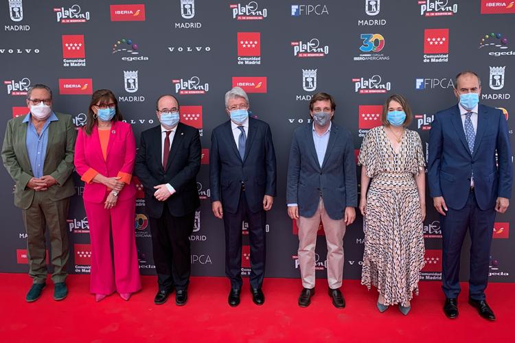 La Comunidad de Madrid reafirma su apoyo al Cine Iberoamericano con los Nominados a los Premios Platino