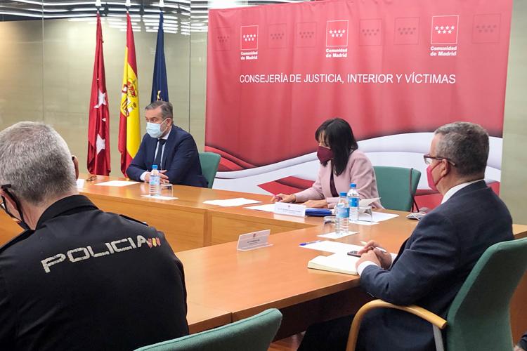 La Comunidad de Madrid exige a la Delegación del Gobierno que se corresponsabilice en el cumplimiento de la ley tras el Estado de Alarma