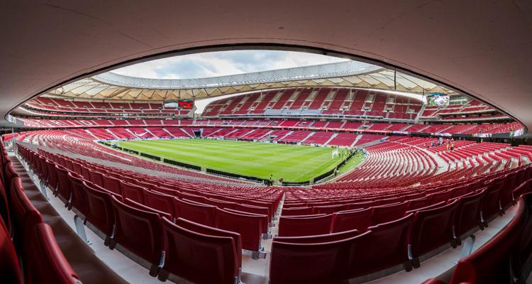 La Consejería de Sanidad autoriza la celebración con público del partido amistoso España - Portugal el próximo 4 de junio en el Wanda Metropolitano