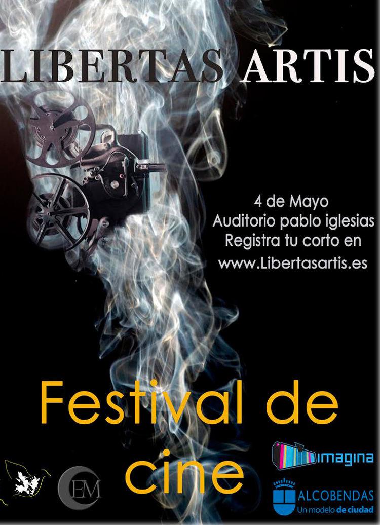 En marcha el Festival de Cine 'Libertas Artis' en Alcobendas