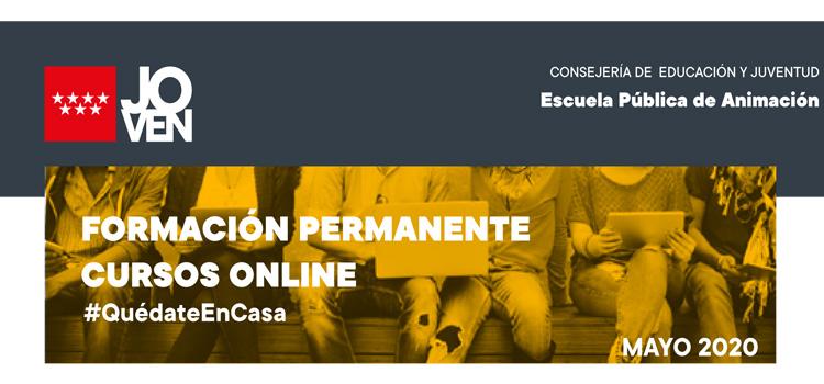 La Comunidad de Madrid amplía los cursos online gratuitos