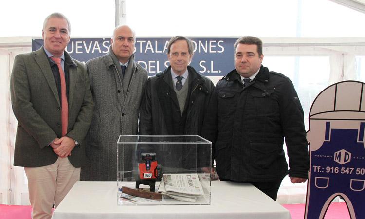 Montajes Delsaz nueva empresa para el Parque Empresarial de Valdelacasa