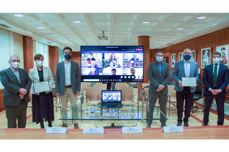 Alcobendas nombra dos nuevos embajadores empresariales para fomentar la imagen empresarial de la ciudad
