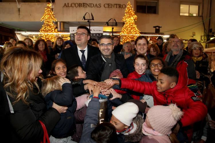 Llegó la Navidad a Alcobendas