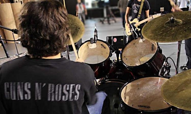 Facilidades para los jóvenes músicos de Sanse