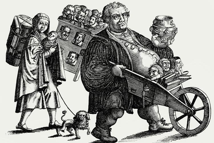 """""""Lutero y su mundo"""" en la Universidad Popular Miguel Delibes"""