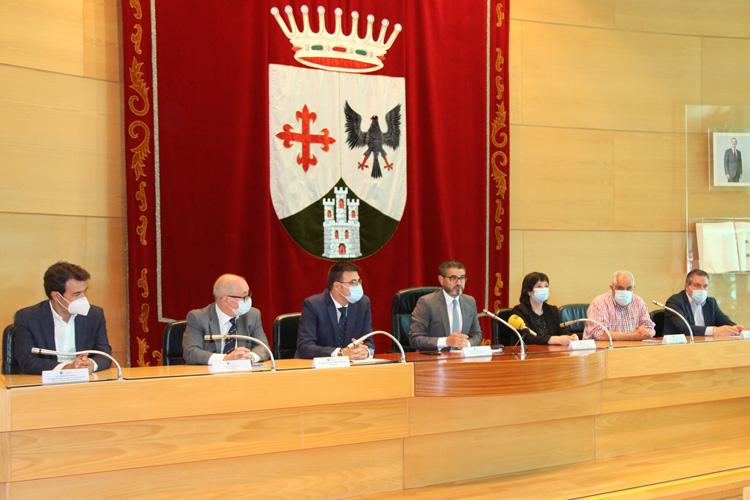 """Firmado el """"Pacto Local por el Empleo en Alcobendas"""""""