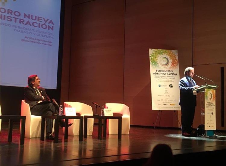 Viaje sin retorno hacia la Nueva Administración en Alcobendas