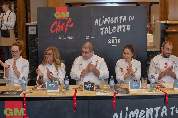 "Gmchef ""Alimenta tu Talento 2019"" recala en Madrid"