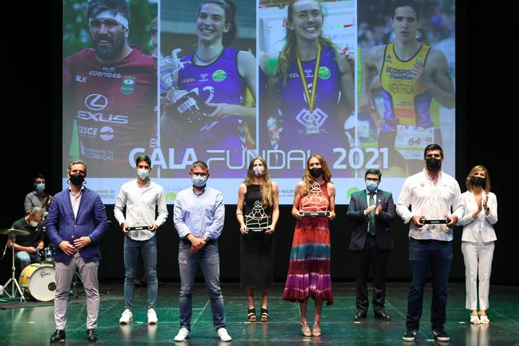 La Gala FUNDAL 2021 homenajea a las empresas tras una histórica temporada deportiva