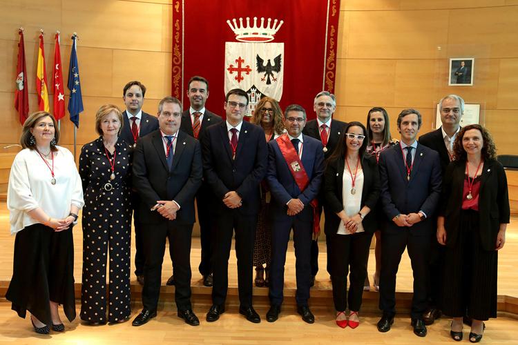 PSOE y Ciudadanos ya han formado el nuevo Gobierno municipal de Alcobendas