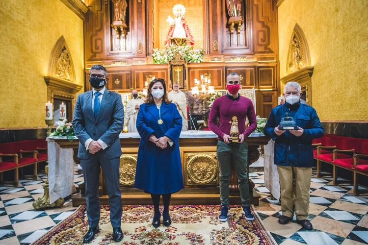 La Hermandad de Nuestra Señora de La Paz entrega a Cáritas el XXVIII Premio de La Paz a los Valores Humanos