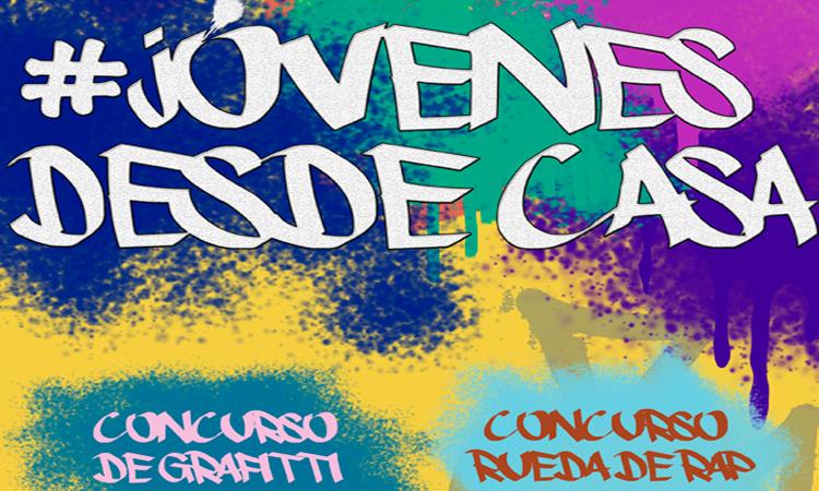 Sanse pone en marcha #JóvenesdesdeCasa, un concurso para que los jóvenes participen desde casa
