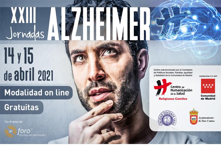 Abierta la inscripción en las XXIII Jornadas de Alzheimer del Centro de Humanización por la Salud (CEHS)