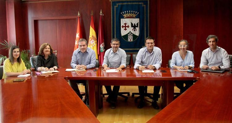 Constituida la Junta de Gobierno del Ayuntamiento de Alcobendas