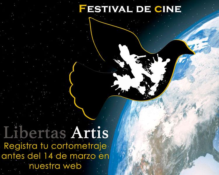 """Ya está en marcha el segundo Festival de Cine """"Libertas Artis"""""""