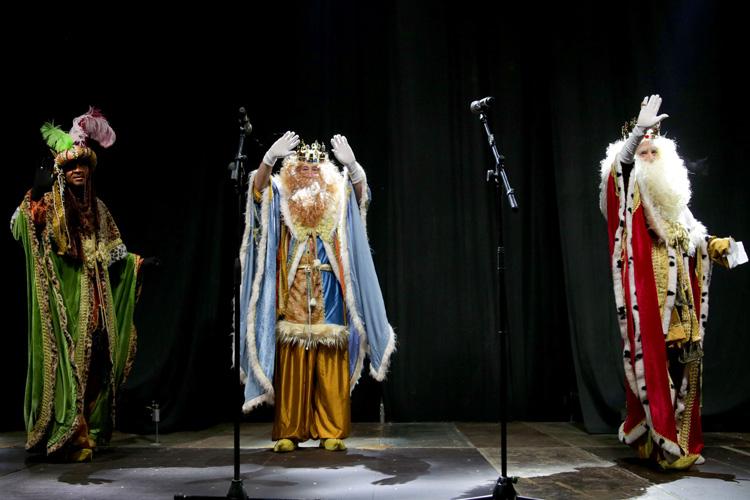 Los Reyes Magos de Oriente visitarán Alcobendas esta Navidad