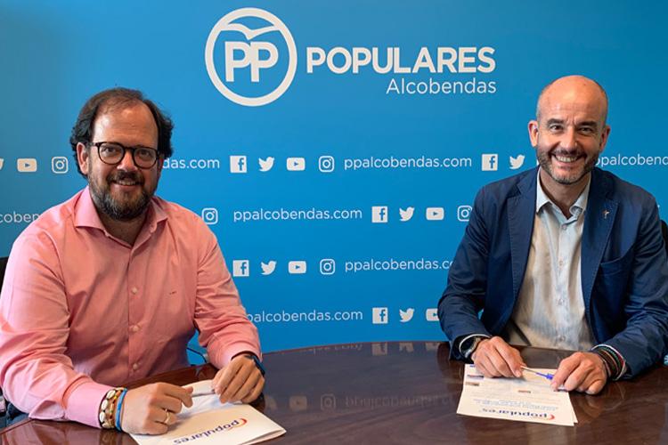 Para el PP de Alcobendas, la ciudad continúa creciendo en contagios situándose al borde del confinamiento