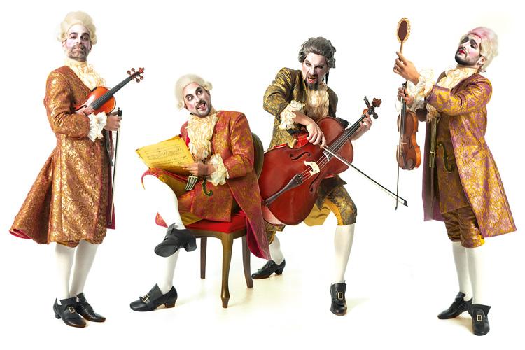 """También en Streaming """"Maestrissimo"""", de Yllana, desde el Teatro Auditorio Ciudad de Alcobendas"""