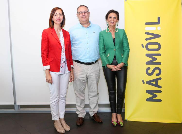 Fundal consigue el apoyo de MásMóvil para el deporte de Alcobendas