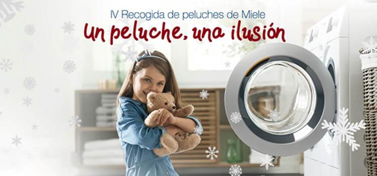 Míele lanza su cuarta edición de donación de peluches