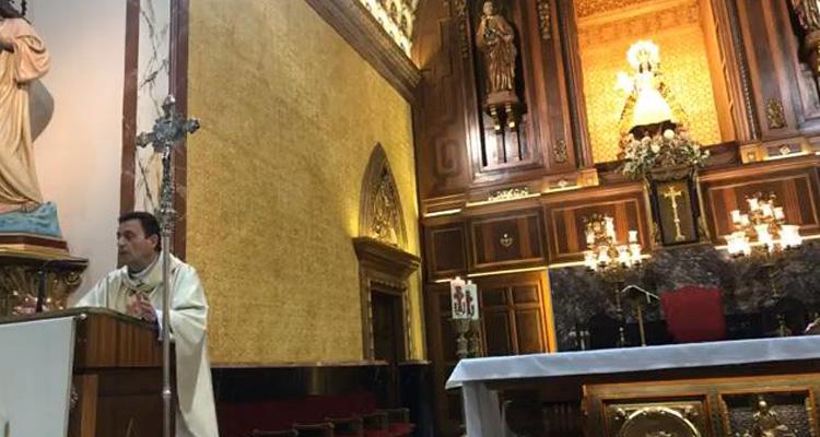 Eucaristías en directo desde la Iglesia de San Pedro Apóstol de Alcobendas