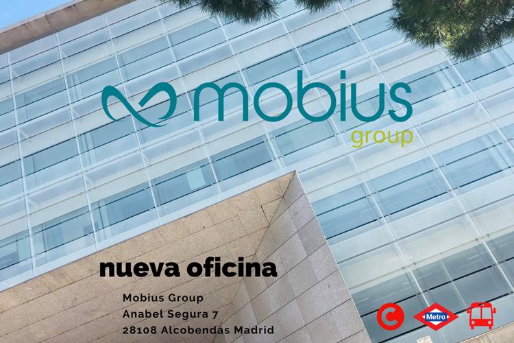 """Mobius Group cambia de oficinas """"Para seguir creciendo juntos"""""""