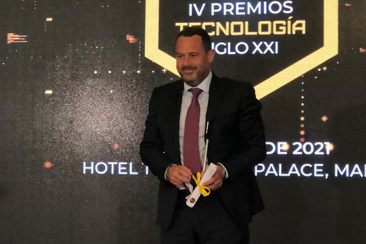 """El Corazón Tecnológico de Mobius Group, ganador en los """"Premios Nacionales de Tecnología Siglo XXI"""""""