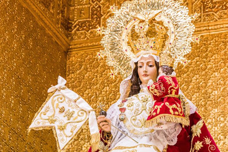 La Hermandad de Nuestra Señora de la Paz organiza 5 misas para el día 24 de enero en la Parroquia de San Pedro Apóstol