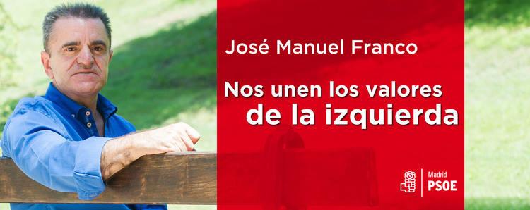 Narciso Romero encabeza en Sanse la plataforma en apoyo a José Manuel Franco