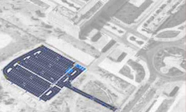 Hoy comienzan las obras del aparcamiento municipal gratuito del Infanta Sofía