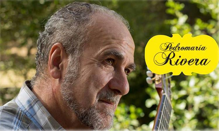 Nuevo concierto solidario de Pedro María Rivera