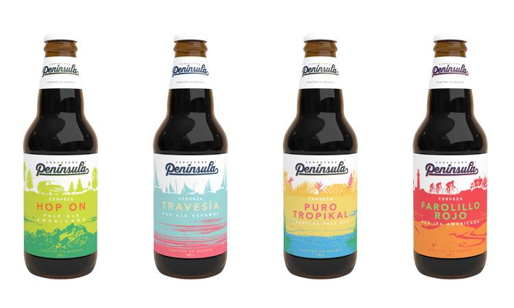 Cervecera Península, la cerveza de Madrid en Alcobendas