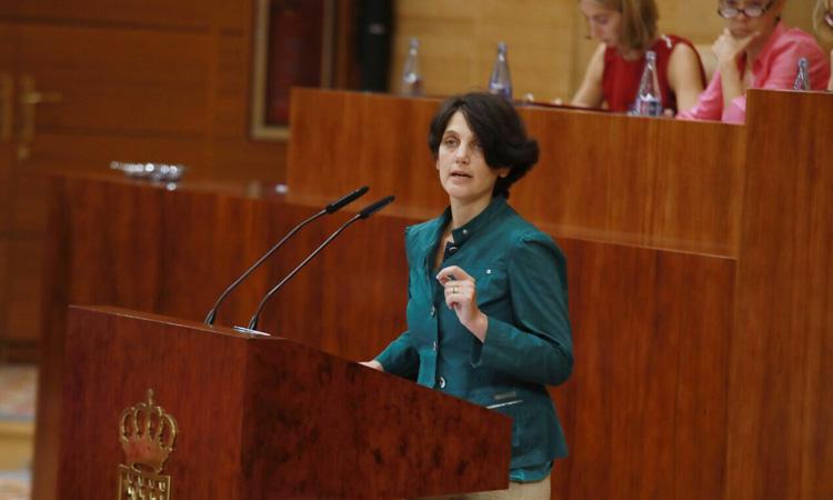 """El PSOE preguntará en la Asamblea de Madrid por el cambio de uso de """"La Carrascosa"""""""