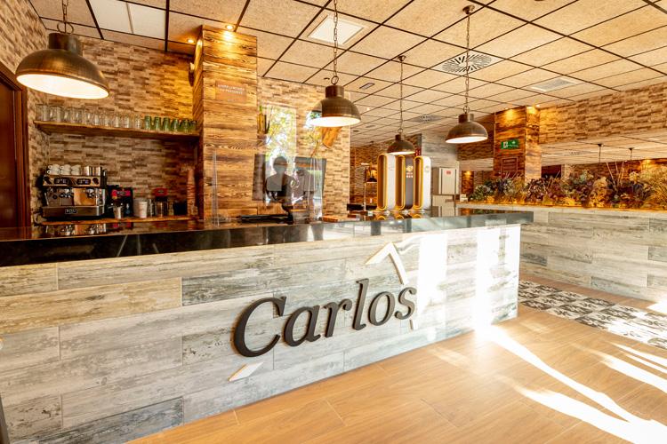 PIZZERÍAS CARLOS inaugura un nuevo restaurante en Alcobendas
