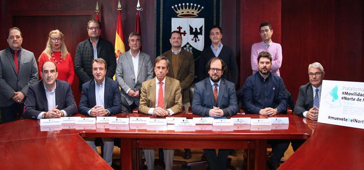 La Plataforma por la Movilidad en el Norte de Madrid rechaza los recortes