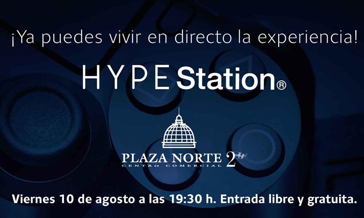 El Centro Comercial Plaza Norte 2 inaugura el nuevo espacio gamer HYPE Station