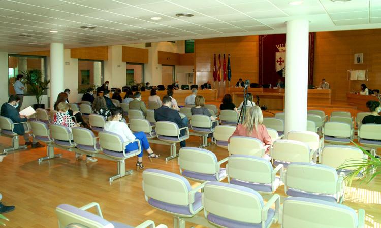 El Ayuntamiento de Alcobendas celebra su Pleno Ordinario correspondiente al mes de mayo