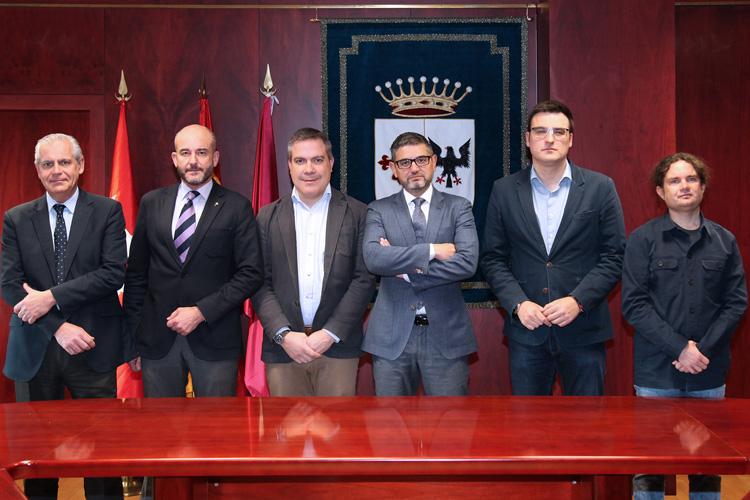 Alcobendas cierra su Ayuntamiento y los servicios municipales en su lucha contra el Coronavirus