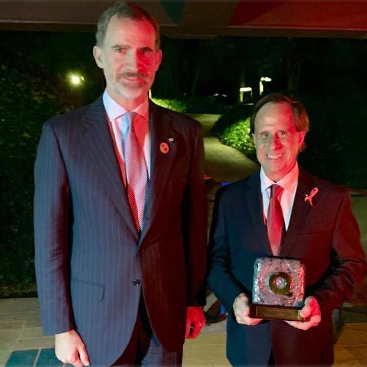 ¡Alcobendas , Premio Fundibeq Oro 2018!